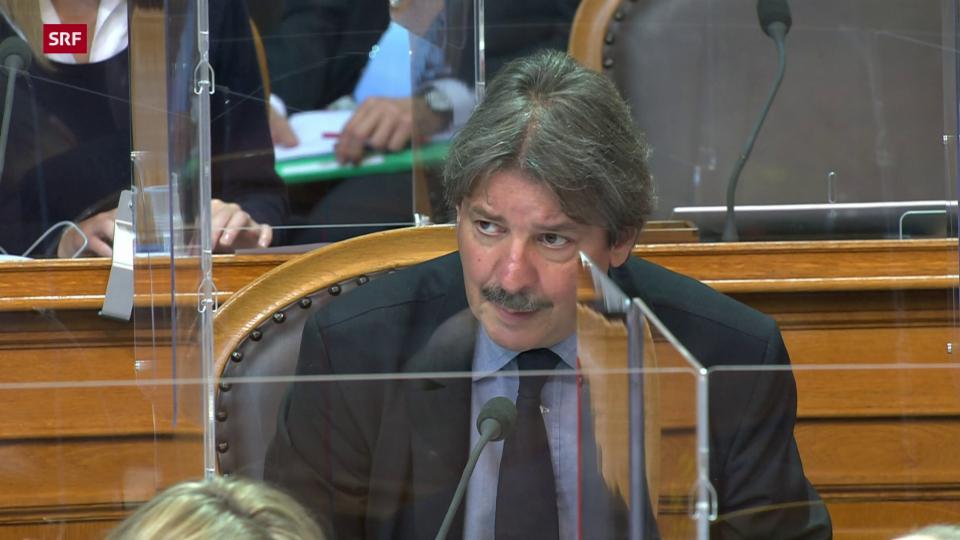 Paul Rechsteiner (SP/SG): «Der Veloverkehr muss gefördert werden»
