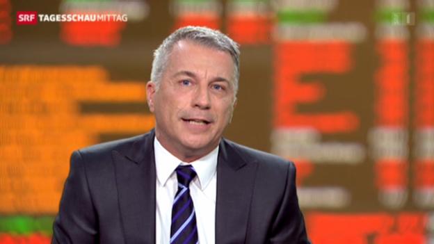 Video «Steigender Euro – Einschätzungen von Reto Lipp» abspielen