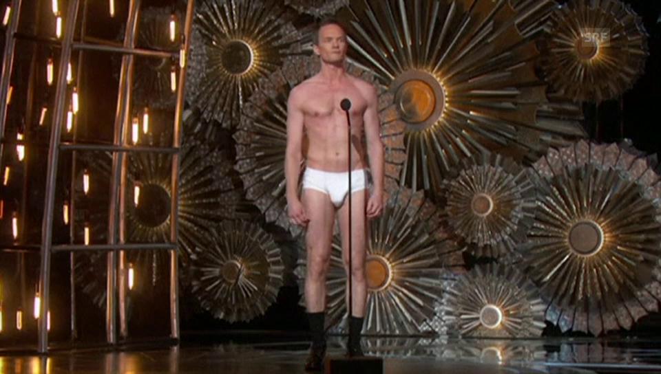 Neil Patrick Harris und sein «Unterhosen-Auftritt»