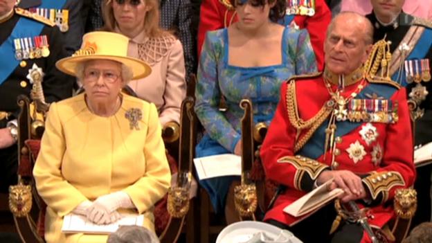 Video «Neue Regeln im britischen Königshaus» abspielen