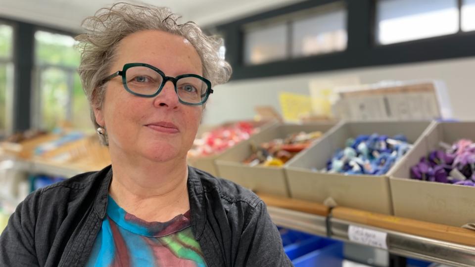Offcut-Mitgründerin Cornelia Balsiger: «Man muss nicht immer alles neu kaufen»