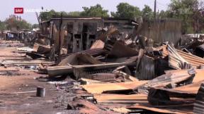 Video «Unabhängigkeitstag Südsudan» abspielen