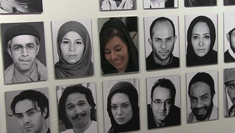 Iranische Kunst - der schmale Grat der Freiheit