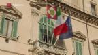 Video «Italien sucht noch immer eine Regierung» abspielen
