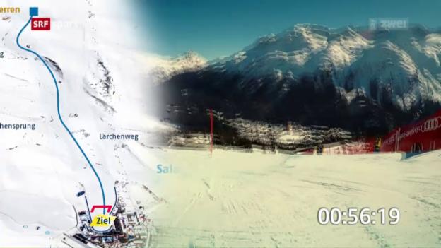 Video ««Countdown»: Alles zum Slalom der Frauen» abspielen