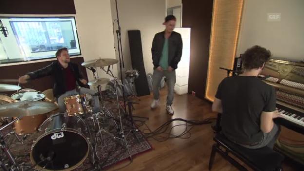 Video «Jamsession bei HitMill» abspielen