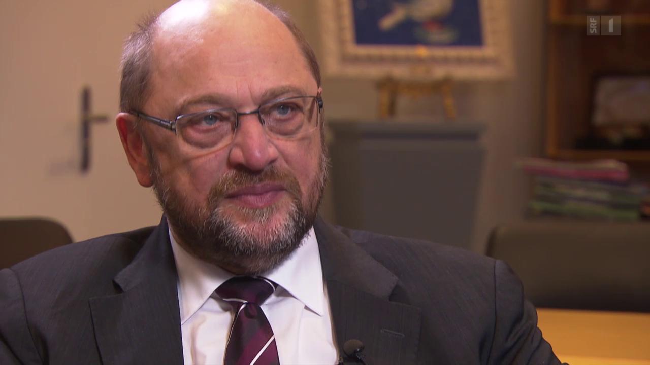 Gespräch: Martin Schulz