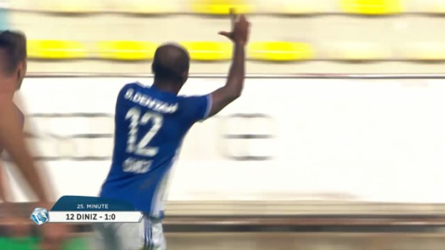 Video «Lausanne fertigt Lugano ab» abspielen