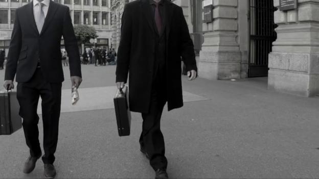 Video «Boni für CS-Manager trotz Milliardenverlusten» abspielen