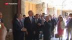 Video «NATO-Gespräche in der Türkei» abspielen