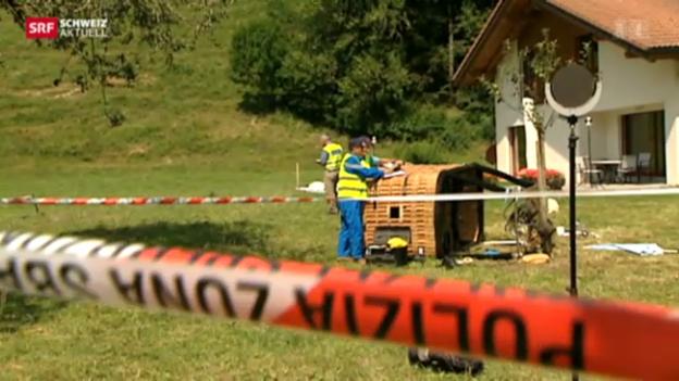 Video «Schweiz aktuell vom 06.08.2013» abspielen