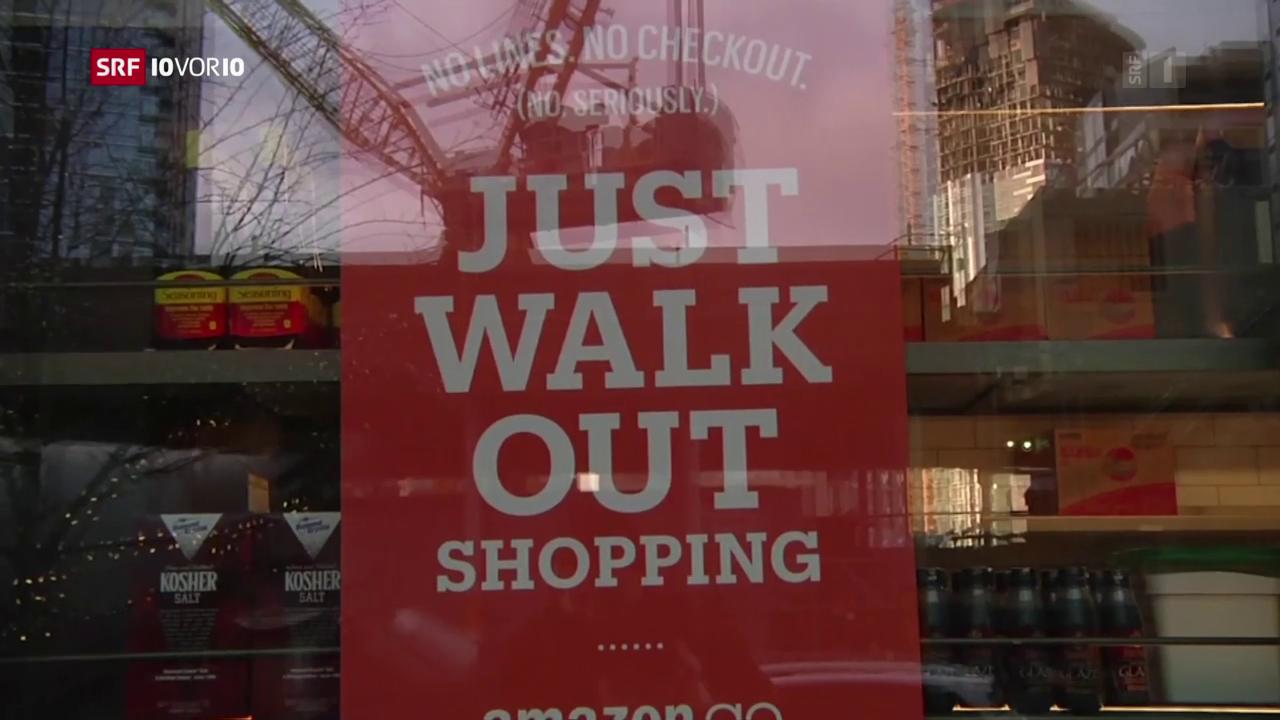 Die Zukunft des Einkaufens