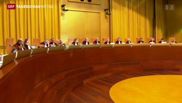 Video «Europäischer Gerichtshof schützt Privatsphäre» abspielen
