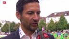 Video «Fussball: Cup, Breitenrain - St. Gallen» abspielen