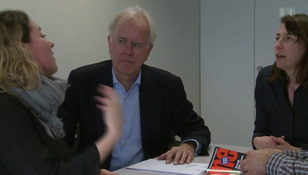 Video «Harald Schmidt: Schlagabtausch mit Schawinski?» abspielen