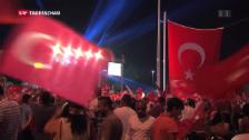 Video «Taksim-Platz in Istanbul wird zum Erdogan-Zentralplatz» abspielen