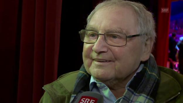 Video «Jörg Schneider über seinen Gesundheitszustand» abspielen