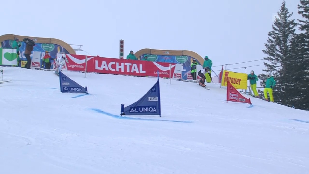 Viertelfinal mit Patrizia Kummer