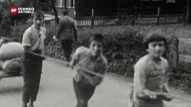 Video «Persönliche Erlebnisse von der Generalmobilmachung 1939» abspielen