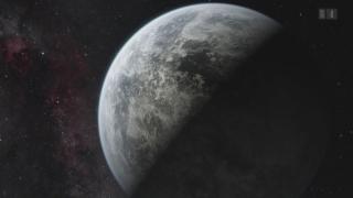 Video ««Einstein» im Weltall» abspielen
