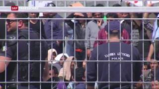 Video «Neue EU-Vorschläge zur Asylkrise» abspielen