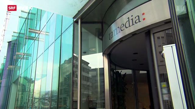 Tamedia: Sparübung für Riesenmarge?