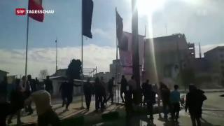 Video «Unzufriedenheit im Iran» abspielen