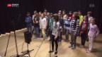 Video «Kids im Tonstudio» abspielen