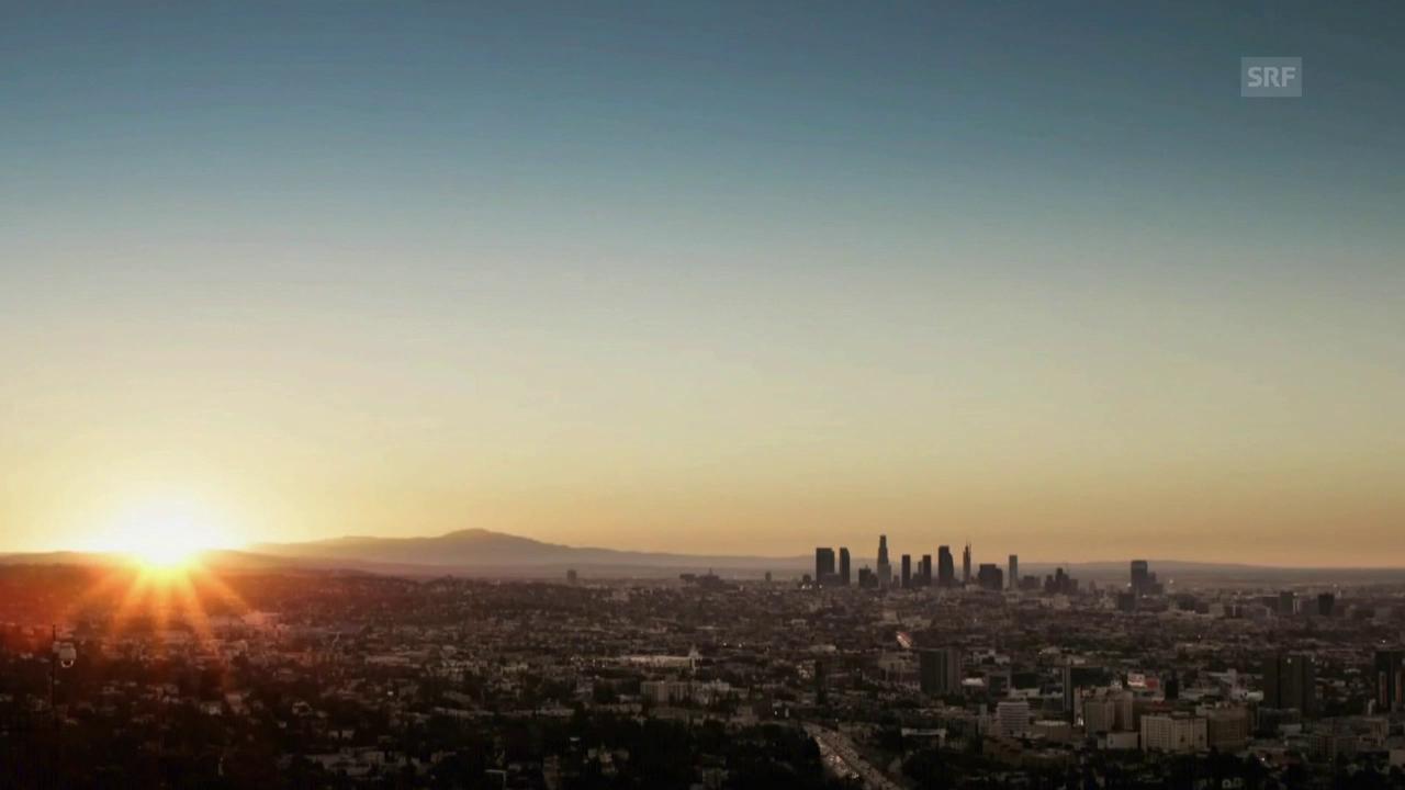 Los Angeles stellt sich vor