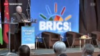 Video «BRICS-Länder wollen eigene Bank» abspielen