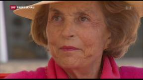 Video «Reichste Frau der Welt ist tot» abspielen