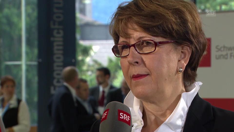 Post-Konzernchefin Ruoff: «Steuerzahler sollen nicht Post zahlen»