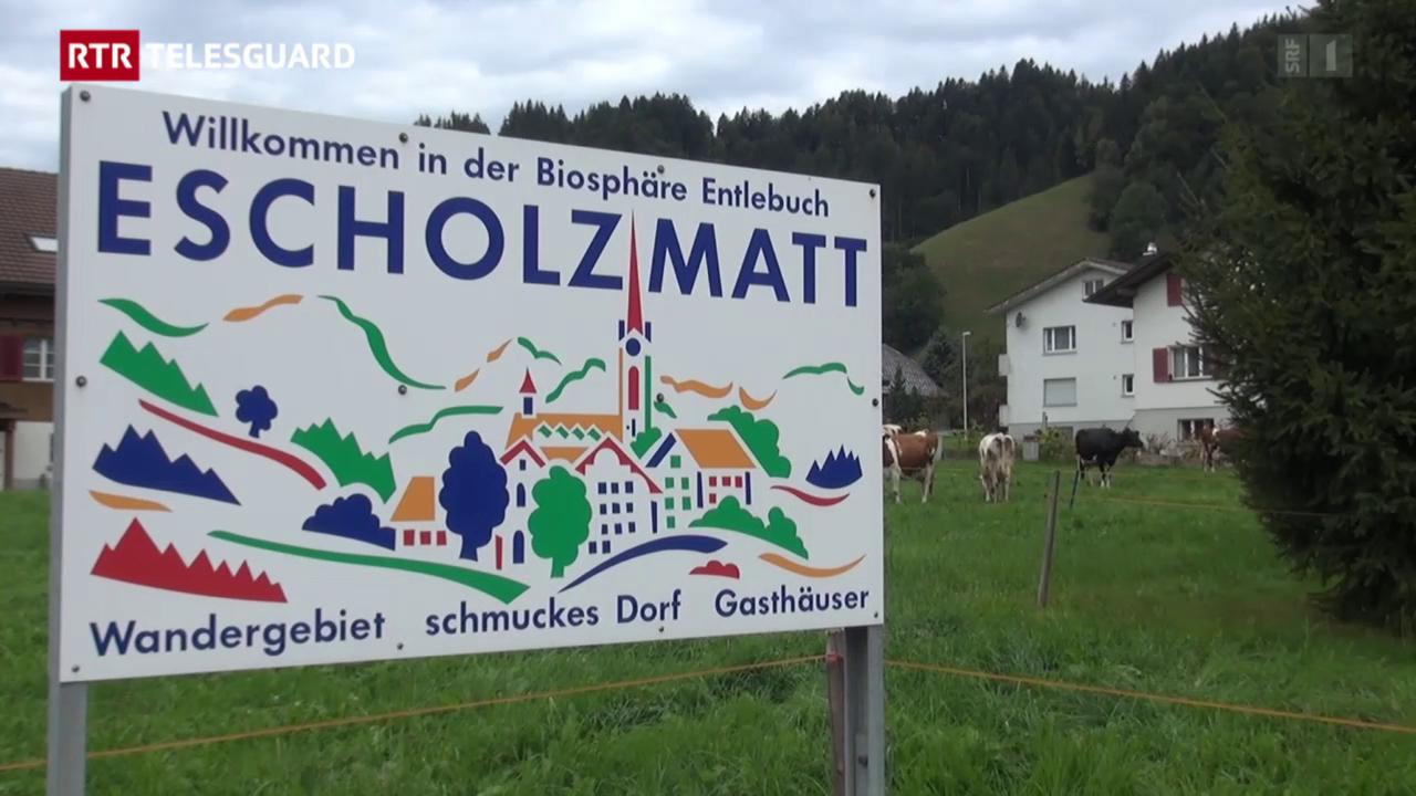 Biosfera Entlebuch – Era il mastergn po profitar