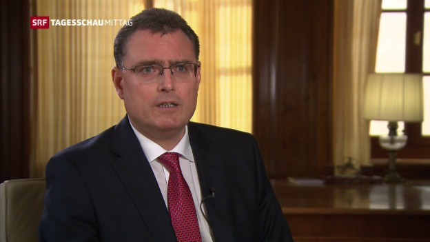 Video «SNB: Weiter wie bisher» abspielen
