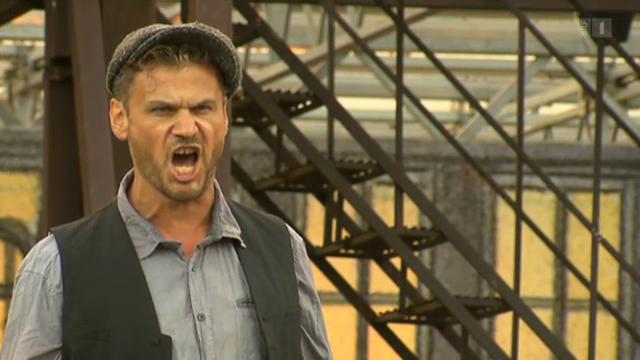 Peter Bernhard: Vom Schauspieler zum Opern-Tenor