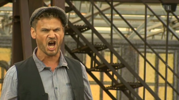Video «Peter Bernhard: Vom Schauspieler zum Opern-Tenor» abspielen