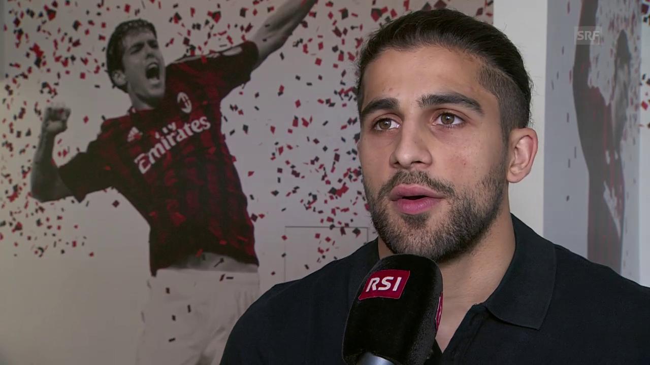 Rodriguez: «Kann mit dem Druck hier umgehen»