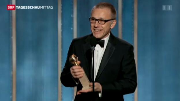 Video «70. Golden-Globe-Verleihung» abspielen