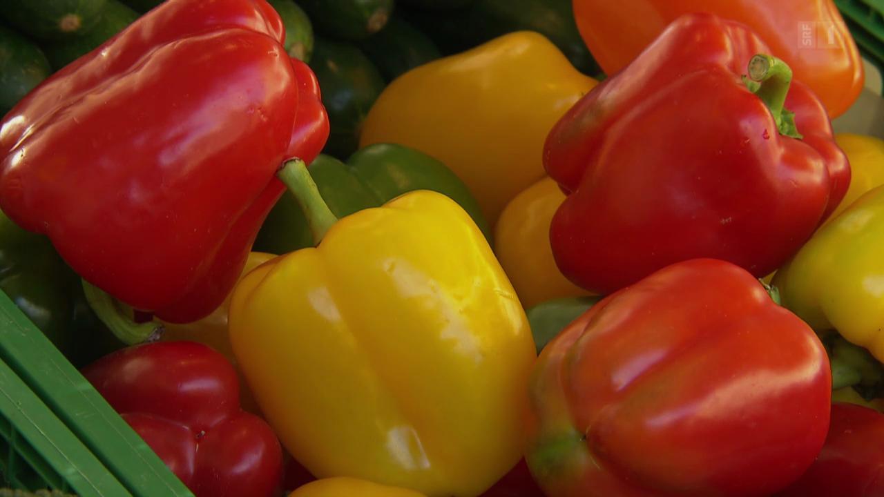 Neue Pestizide im Gemüse: Schleichende Vergiftung