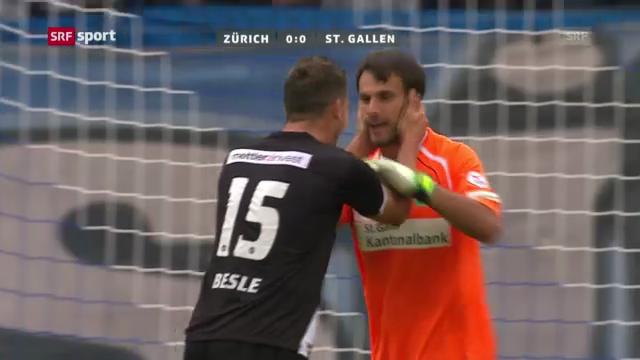 SL: FCZ - St. Gallen («sportpanorama»)