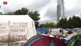 Video «Lassen sich Flüchtlinge verteilen?» abspielen