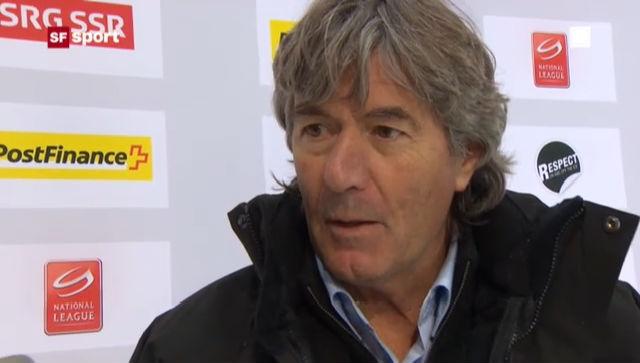 NLA: Interview mit Jakob Kölliker («sportaktuell»)