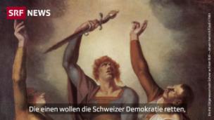 Video ««Fremde Richter» kurz erklärt» abspielen