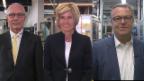 Video «Schweizer Werkplatz: Stärker als vor dem Frankenschock» abspielen