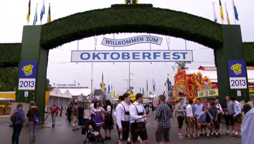 Oktoberfest – ein Vergleich