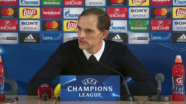 Video «Die Analyse von BVB-Trainer Tuchel» abspielen