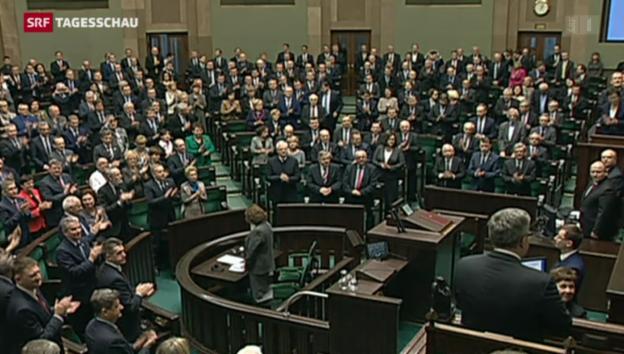 Video «Ukraine auf dem Weg in die Nato?» abspielen