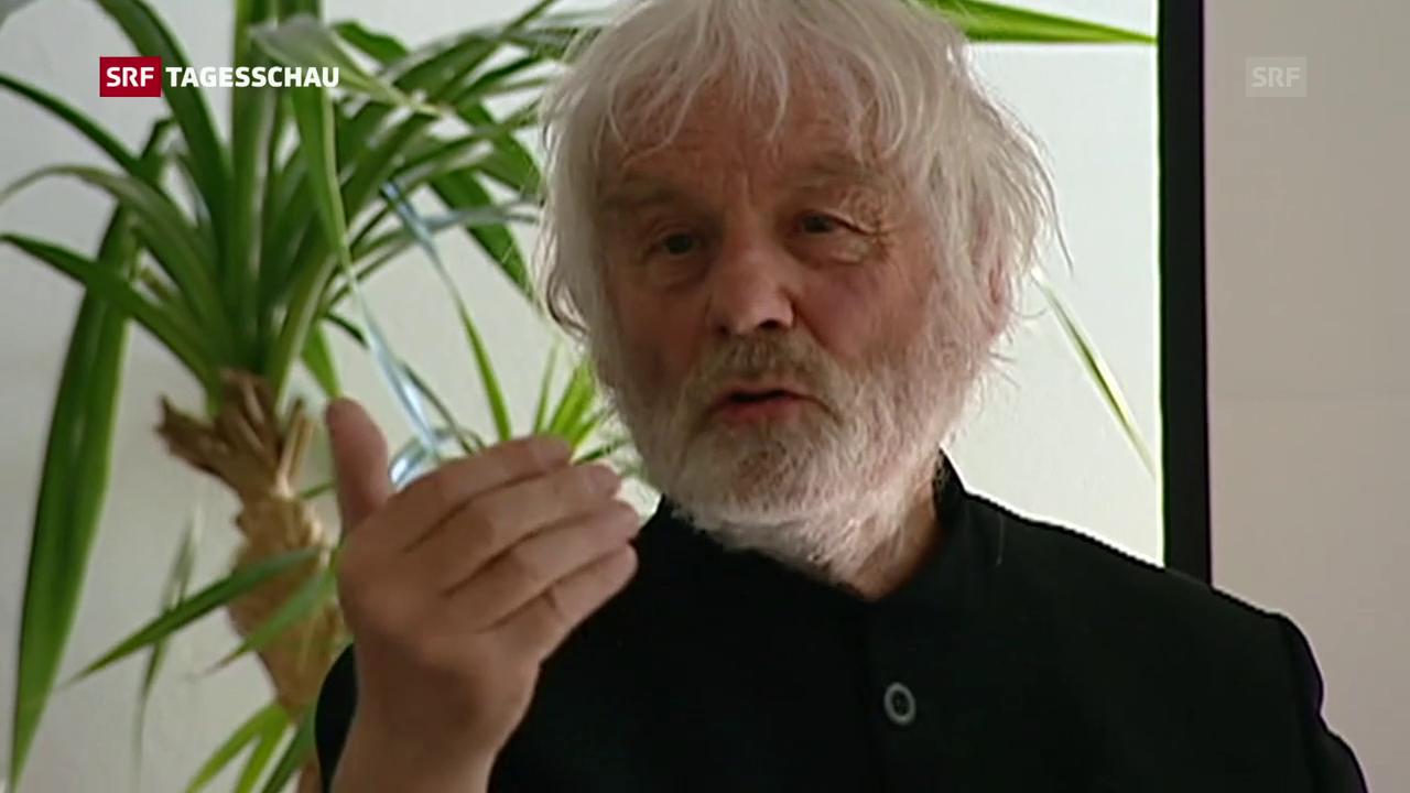 Pfarrer Sieber gestorben