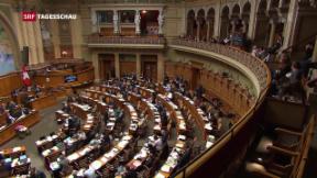 Video «Altersvorsorge: die Positionen im Rat» abspielen