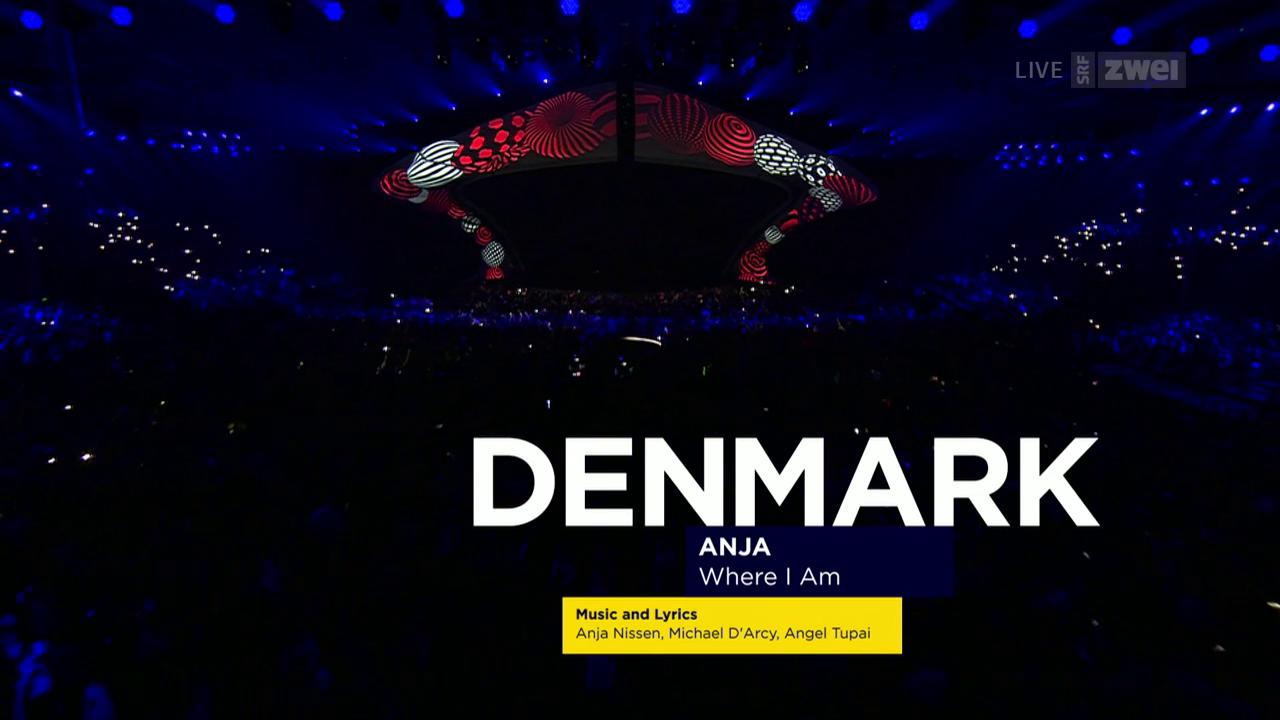 Anja: «Where I Am»